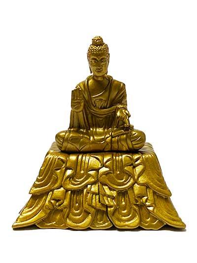 エポック 和の心 仏像コレクション4 釈迦如来坐像(金色タイプ) TC00049