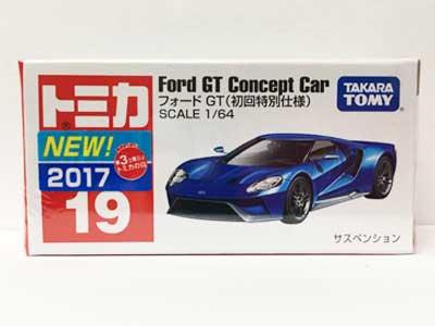 トミカ 19 フォード GT(初回特別仕様) TMC00386
