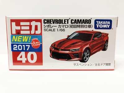 トミカ 40 シボレー カマロ(初回特別仕様) TMC00166