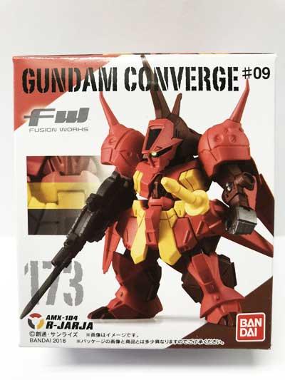 バンダイ FW ガンダムコンバージ#9 173 R・ジャジャ GUNDAM CONVERGE CV0051