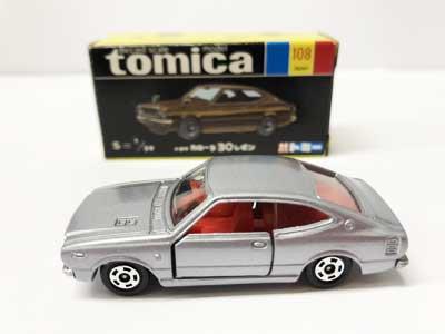トミカ 108 トヨタ カローラ 30レビン 黒箱 TMC00529 1枚目