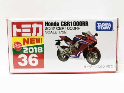 トミカ 36 ホンダ CBR1000RR(新車シール付) TMC00768