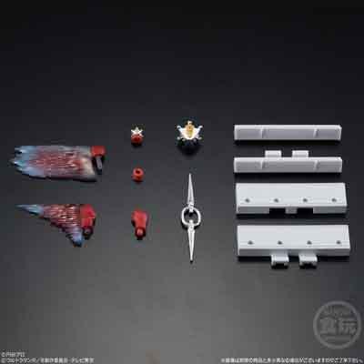 バンダイ 超動ウルトラマン2 全6種フルセット US0011 3枚目