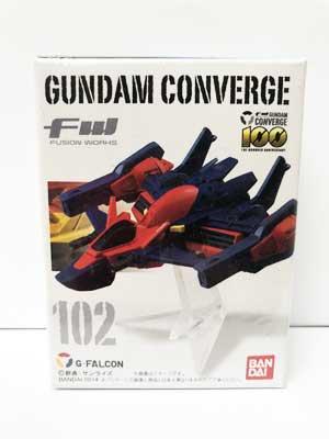 バンダイ F.W.ガンダムコンバージ17 102 G-ファルコン CV0017