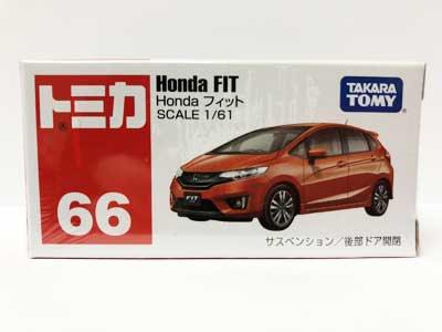 トミカ 66 Honda フィット TMC00414