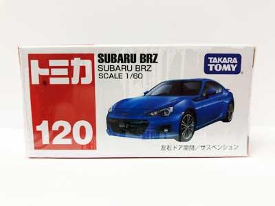 トミカ 120 SUBARU BRZ TMC00174