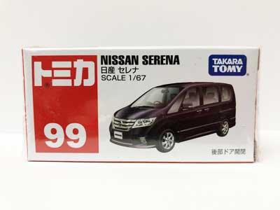 トミカ 99 日産 セレナ TMC00394