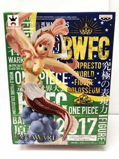 ワンピース BWFC 造形王頂上決戦 vol.5 しらほし姫 OPZ0030