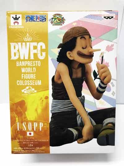 ワンピース BWFC 造形王頂上決戦2 vol.1 ウソップ(ノーマルカラー) OPZ0040