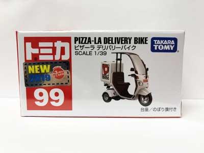 トミカ 99 ピザーラ デリバリーバイク