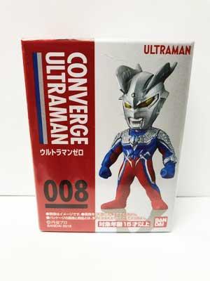 バンダイ CONVERGE ULTRAMAN 2 コンバージ ウルトラマン 008 ウルトラマンゼロ US0017
