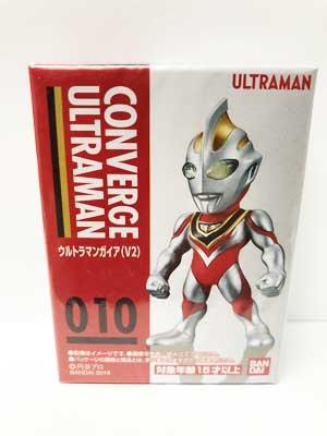 バンダイ CONVERGE ULTRAMAN 2 コンバージ ウルトラマン 010 ウルトラマンガイア(V2) US0019