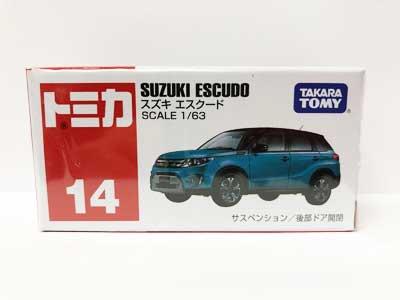 トミカ 14 スズキ エスクード TMC00139
