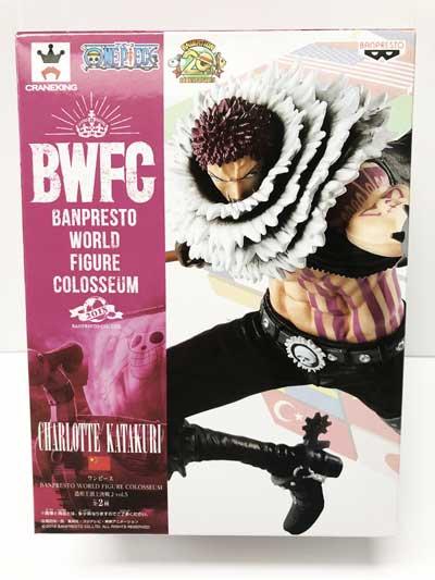 ワンピース BWFC 造形王頂上決戦2 vol.5 シャーロット・カタクリ(ノーマルカラー) OPZ0060