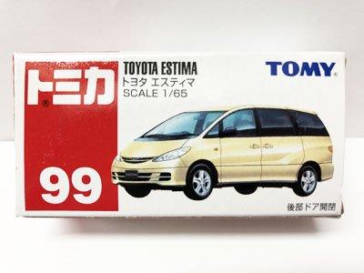 トミカ 99 トヨタ エスティマ(中国製) TMC00595