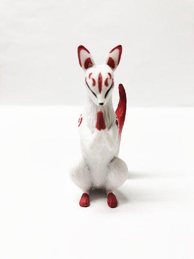 関西限定 エール 狐ーきつねー 合掌外伝 狐(紅) TC00212