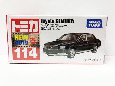 トミカ 114 トヨタ センチュリー