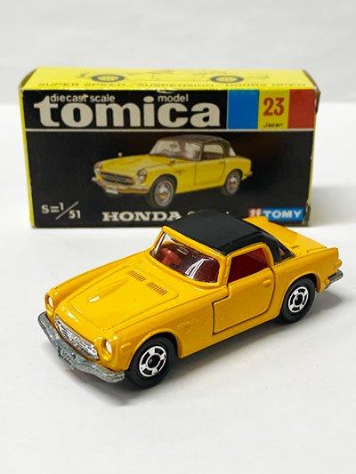 トミカ 23 ホンダ S800M 黒箱 TMC00679
