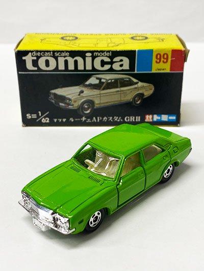 トミカ 99 マツダ ルーチェAPカスタム GRII 黒箱 TMC00682