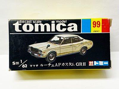 トミカ 99 マツダ ルーチェAPカスタム GRII 黒箱 TMC00682 3枚目