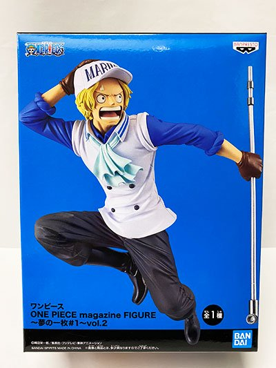 ワンピースONE PIECE magazine FIGURE 〜夢の一枚#1〜vol.2 サボ OPZ0191