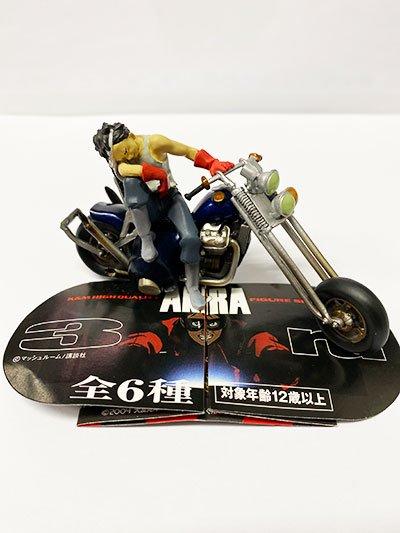 K&M AKIRAーアキラー3rd 鉄雄とバイク KG00148