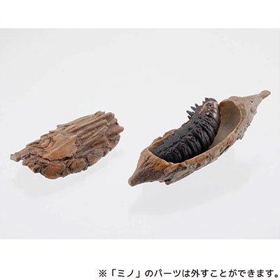 海洋堂 カプセルQミュージアム イモムシストラップコレクション イモコレ!4  オオミノガ KG00167