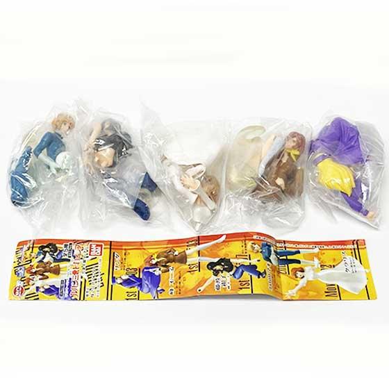 バンダイ HGIF ルパン三世 ヒロインズ 全5種フルセット BC0417 1枚目