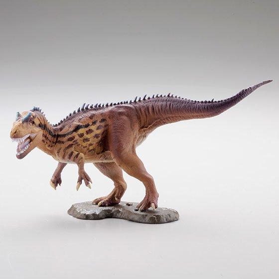海洋堂 カプセルQミュージアム 恐竜発掘記9 最大最強 肉食恐竜編 アロサウルス KG00172
