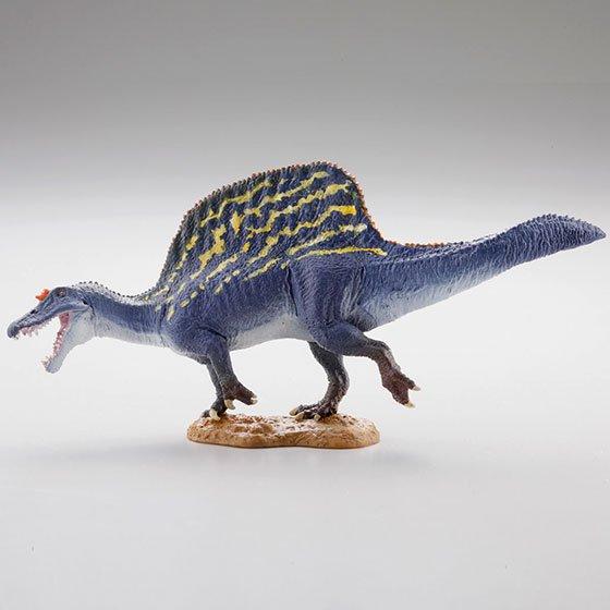 海洋堂 カプセルQミュージアム 恐竜発掘記9 最大最強 肉食恐竜編 スピノサウルス KG00173