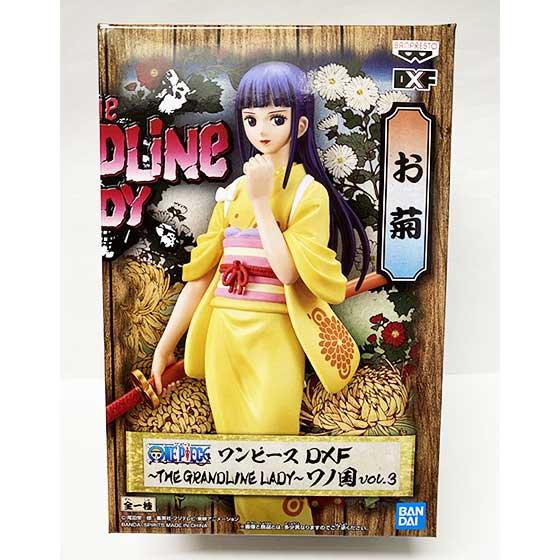 ワンピースDXF THE GRANDLINE LADY ワノ国vol.3 お菊 OPZ0246