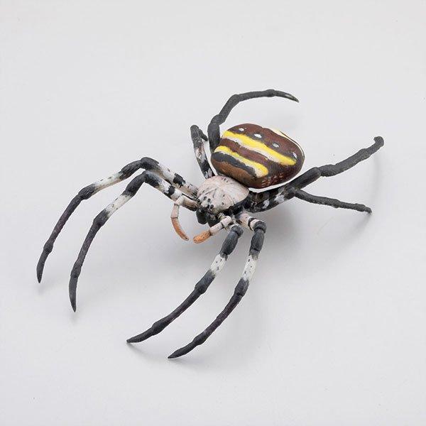 海洋堂 カプセルQミュージアム 日本の蜘蛛ストラップコレクション クモコレ! コガネグモ KG00565