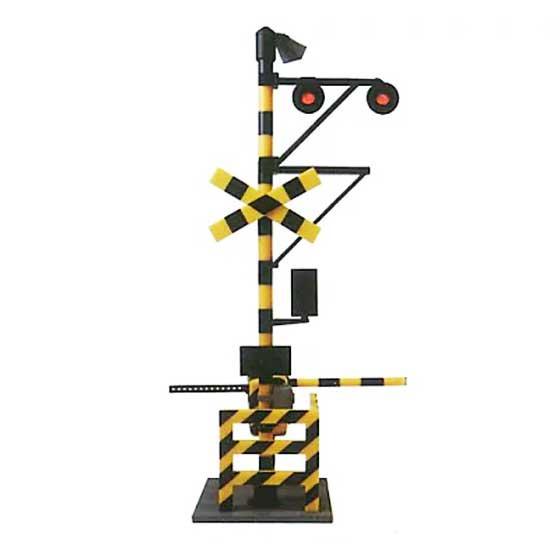 トイズキャビン 1/24 踏切コレクション C型踏切 旧警報灯 TC00742