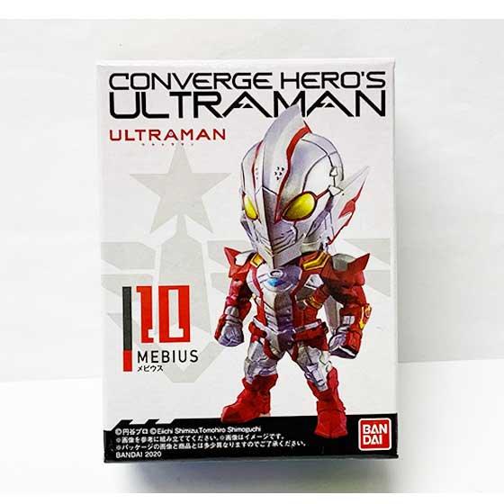 バンダイ CONVERGE HERO'S ULTRAMAN 02 10 MEBIUS メビウス BS0308