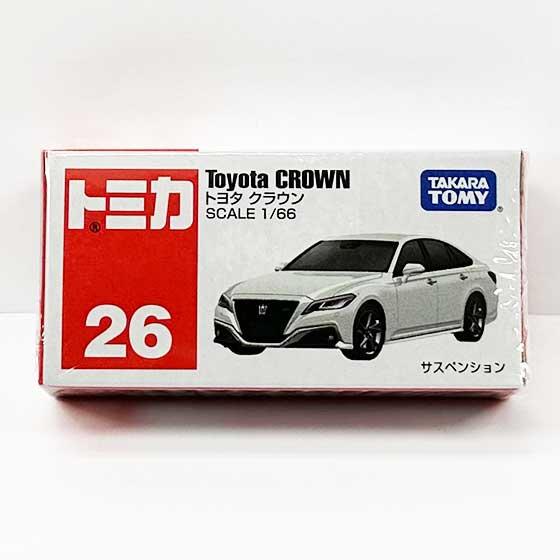 トミカ 26 トヨタ クラウン
