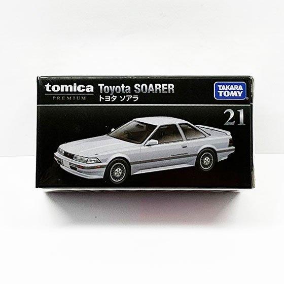 トミカプレミアム21 トヨタ ソアラ TMC00785