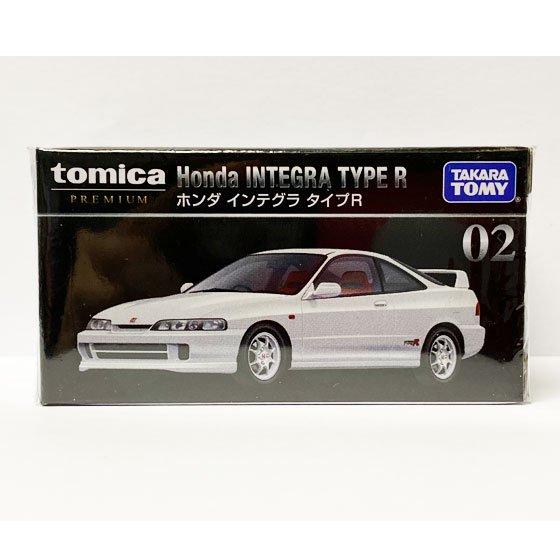 トミカプレミアム02 ホンダ インテグラ タイプR TMC00787