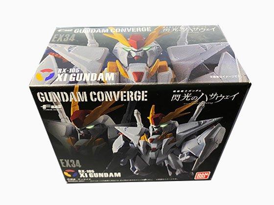 バンダイ FW GUNDAM CONVERGE EX34 Ξガンダム BS0359 4枚目