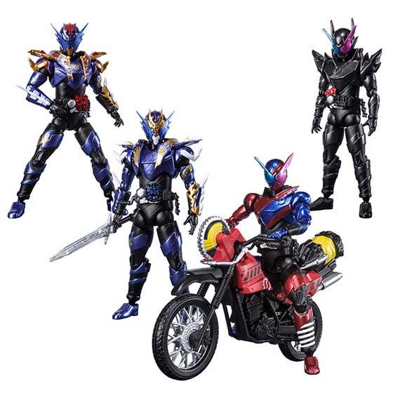 5月発売予定 バンダイ SHODO-X 仮面ライダー12 全7種フルセット