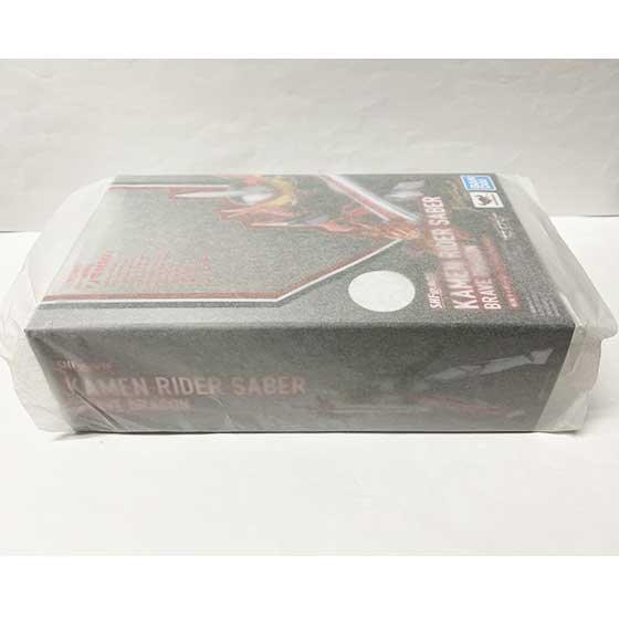 バンダイ S.H.フィギュアーツ 仮面ライダーセイバー ブレイブドラゴン BF0032 5枚目