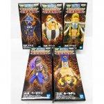 ワンピース ワールドコレクタブルフィギュア -百獣海賊団1- 全5種フルセット OPZ0255