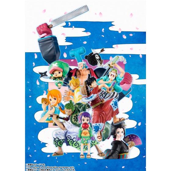 バンダイ フィギュアーツZERO ナミ(おナミ) BF0033 4枚目