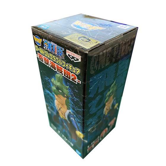 ワンピース ワールドコレクタブルフィギュア -百獣海賊団2- X・ドレーク OPZ0263 1枚目