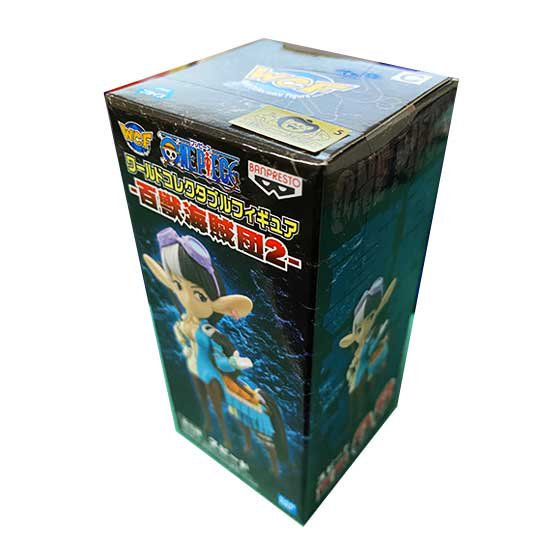 ワンピース ワールドコレクタブルフィギュア -百獣海賊団2- スピード OPZ0264 1枚目