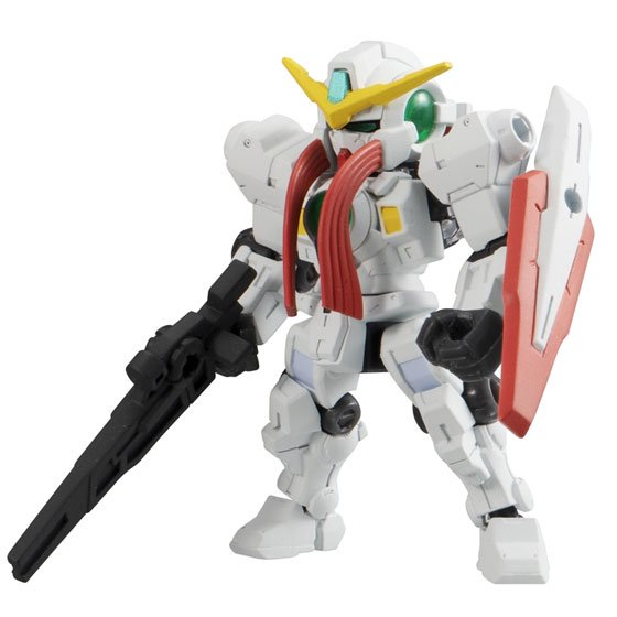 バンダイ 機動戦士ガンダム MOBILE SUIT ENSEMBLE 17 ガンダムナドレ GU0063