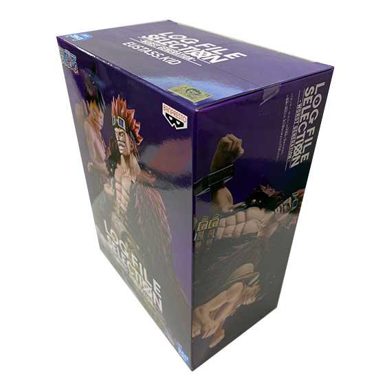 ワンピース LOG FILE SELECTION -WORST GENERATION- vol.2 ユースタス・キッド OPZ0274 2枚目