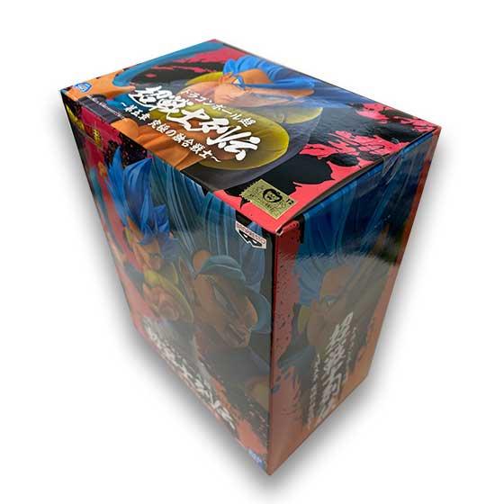 ドラゴンボール超 超戦士列伝 〜第五章 究極の融合戦士〜 超サイヤ人ゴッド超サイヤ人 ゴジータ DP0156 2枚目