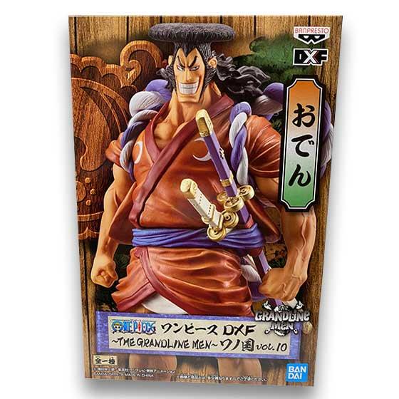 ワンピース DXF〜THE GRANDLINE MEN〜ワノ国 vol.10 おでん OPZ0277