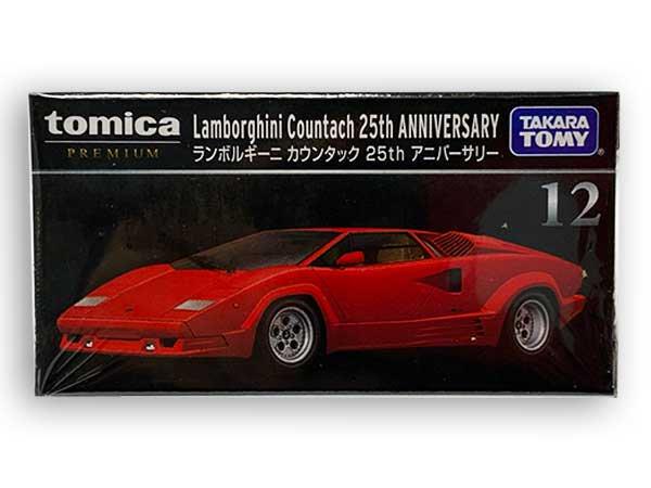 トミカプレミアム12 ランボルギーニ カウンタック 25th アニバーサリー TMC00812