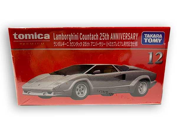 トミカプレミアム12 ランボルギーニ カウンタック 25th アニバーサリー(発売記念仕様) TMC00813